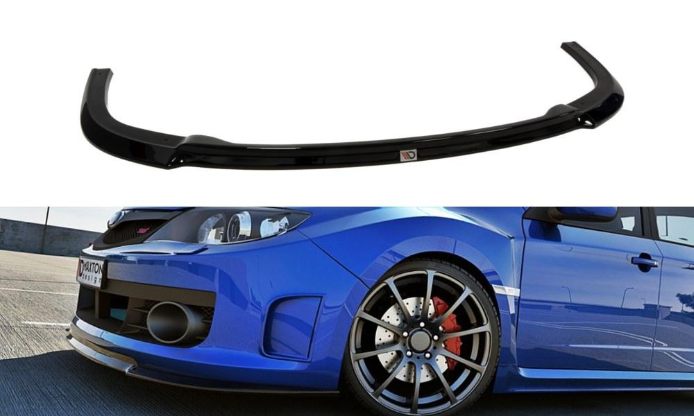 Splitter Przedni Subaru Impreza MK3 WRX STI 09-11 - GRUBYGARAGE - Sklep Tuningowy